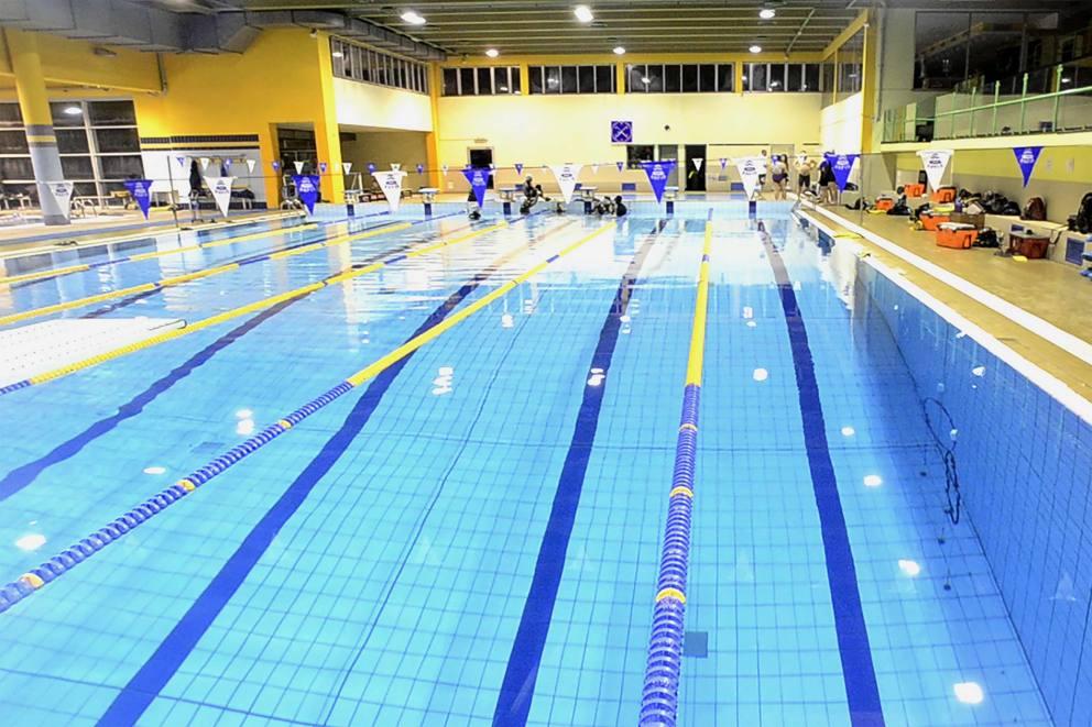La piscina coperta di dalmine - Orari piscina dalmine ...