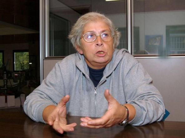 Giovanna Ceribelli , 68 anni, vive a Caprino Bergamasco, dove è stata anche candidato sindaco nel 2004