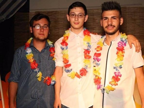 Caravaggio (Bergamo) - Morti tre giovani nello scontro fra due auto
