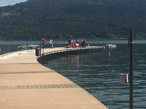 Sarnico, tragedia nelle acque del Sebino: annega un ragazzino di 13 anni