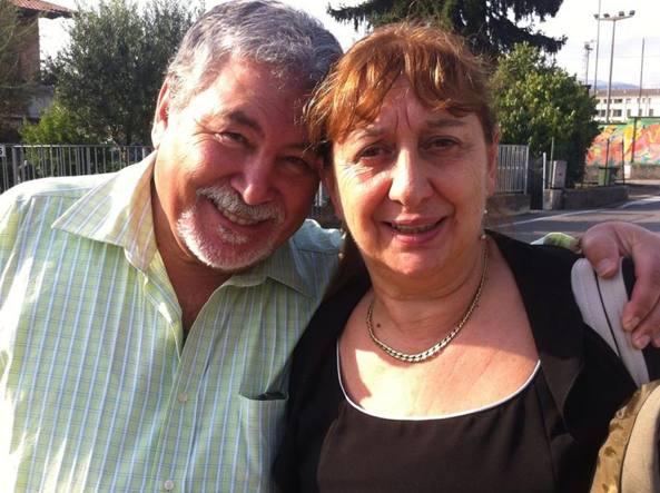 Antonio Tizzani, 68 anni, e la moglie Gianna del Gaudio, 63