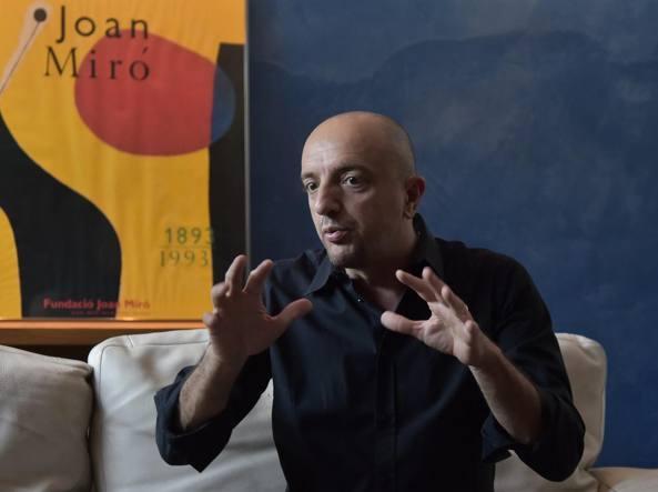 Corrado Fumagalli, 49 anni (Fotogramma/Tiziano Manzoni)
