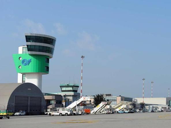 L'aeroporto di Orio al Serio