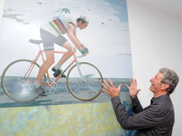 Ci sarà anche Felice Gimondi alla presentazione delle due tappe orobiche del Giro d'Italia