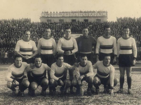 La formazione della stagione 1947/48