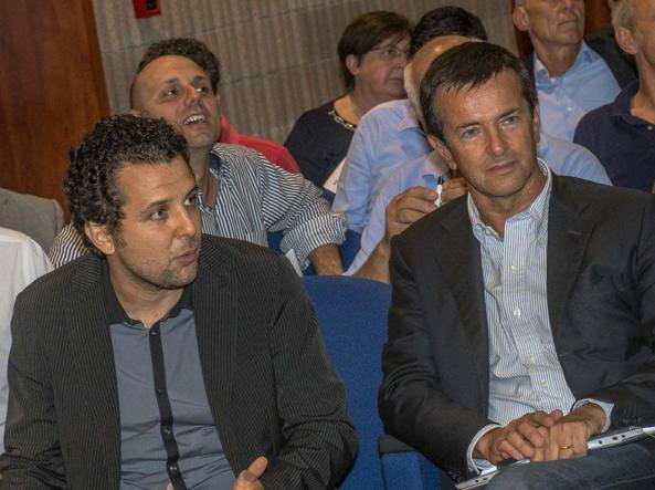 Gabriele Riva e Giorgio Gori