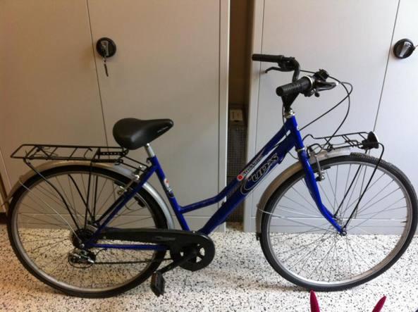Una foto pubblicata sul profilo «Bici rubate e oggetti ritrovati»
