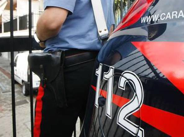 L'arresto è stato eseguito dai carabinieri della compagnia di Clusone
