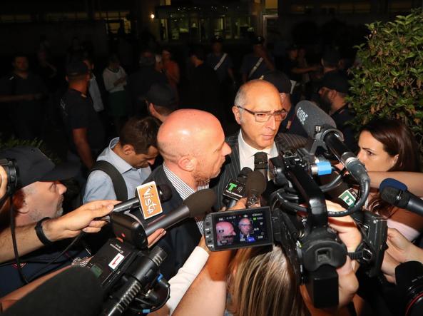I legali di Bossetti dopo la sentenza che conferma l'ergastolo