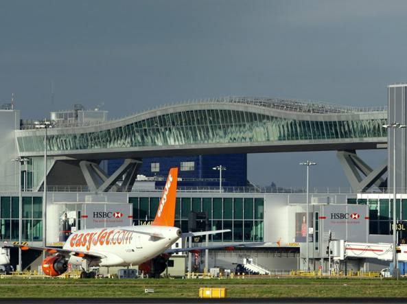 Vitali fornisce consulenza di engineering all'aeroporto londinese di Gatwick