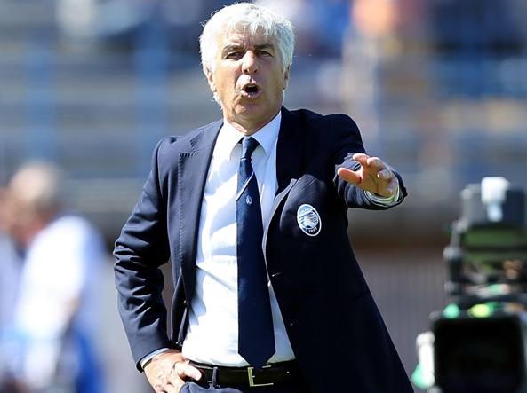 Gianpiero Gasperini, allenatore dell'Atalanta