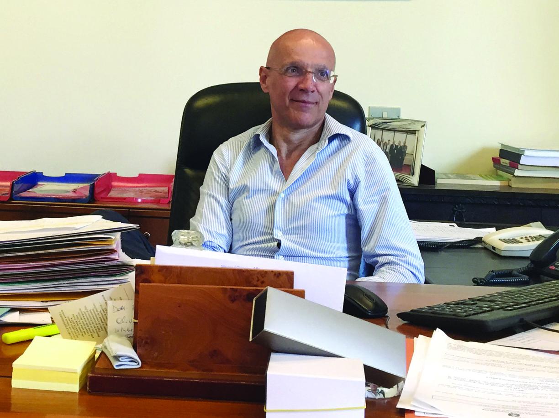 Il procuratore di Bergamo Walter Mapelli