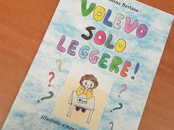 La copertina del libro «Volevo solo leggere!»