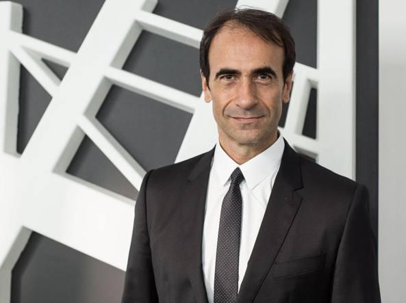 Roberto Callieri, amministratore delegato di Italcementi
