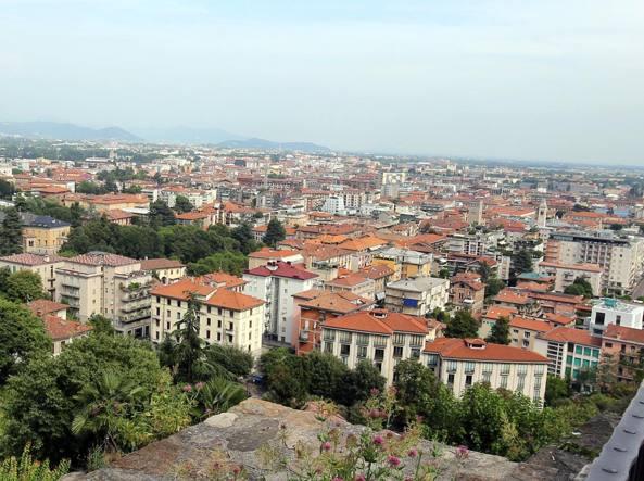 Bergamo dalle Mura