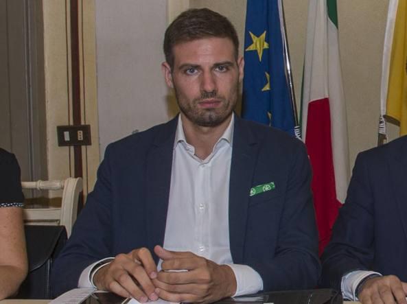 Il capogruppo della Lega Nord a Palazzo Frizzoni Alberto Ribolla