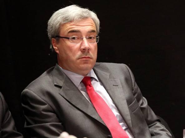 L'ex sindaco di Treviglio, oggi assessore alla Cultura, Beppe Pezzoni