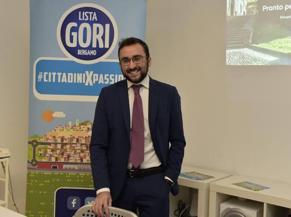 Niccolò Carretta, consigliere comunale e candidato alle elezioni regionali