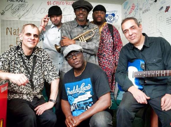 La New York Ska Jazz Esemble