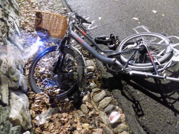 La bicicletta della ragazza