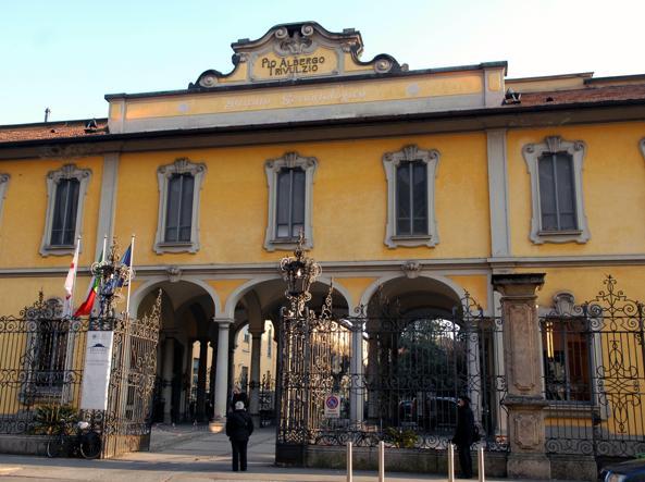 Il Pio Albergo Trivulzio di Milano