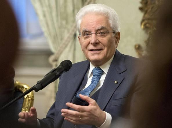 Il presidente della Repubblica Sergio Mattarella ha dichiarato chiusa la legislatura