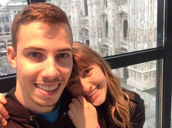 Denis Zeni e Alessandra Cornago, 21 anni entrambi