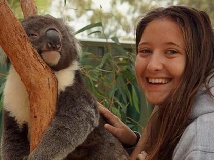 Alessandra Cornago, 21 anni, aveva frequentato il quarto anno di scuole superiori in Australia