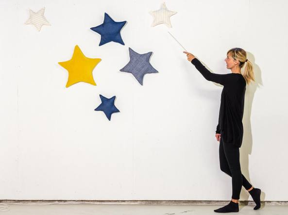 Giorgia Francolini con Erika Tirloni e Francesca Sasselli sono le ideatrici del progetto «Miscimù»